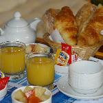 Continental BREAKFAST