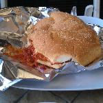  Chicken Parm Grinder (On Hard Roll)
