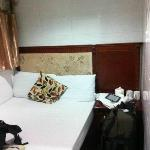  Room at the Canadian Hostel, Chungking Mansions