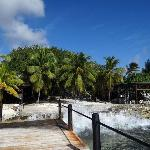 Foto van Black Durgon Inn and Scuba Center