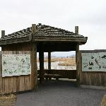 Interpretive Kiosk at Discovery Marsh
