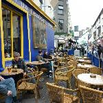 Patio - McDonaghs Fish and Chips on Quay Street Galway