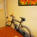 Bike in the Room :D