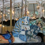 Looff Carousel at Crescent Park