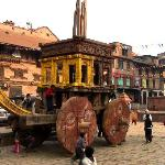 activity for  Bisket Jatra