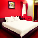 Red Double Suite
