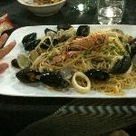  Pasta allo scoglio!!