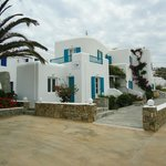 Cyclades Studios & Apartments