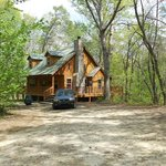 Foto de Blue Creek Cabins