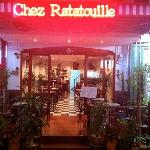 chez Ratatouille in front off Tesco