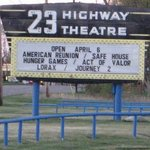 US 23 Drive-In Theater
