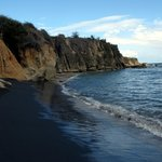Black Sand Beach