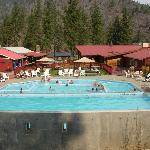 Φωτογραφία: Quinn's Hot Springs Resort