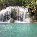 Lower Falls, Erawan NP