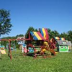 Your children will love our playground area