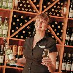 Taste the full range of wines in the cosy Cellar Door