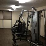  great fitness center!!!