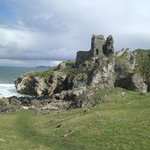 Kinbane Castle
