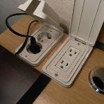 electrical receptacle outlet