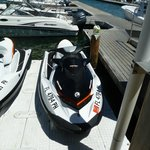 Jet skis to rent