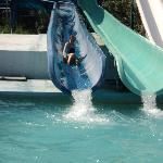  Aqua Park - 10 Mins away