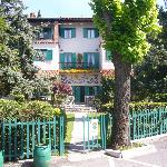  La villa dal porticciolo