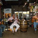 Music at Absolutely Wine Le Bistroy