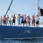 Rising Son II Catamaran