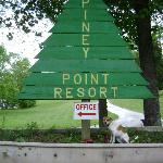 Piney Point Resort resmi