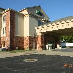 Holiday Inn Express Hotel & Suites Catoosa resmi