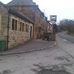  The Jug and Glass Inn , Lea, Matlock