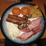  the Scottish Breakfast Plate