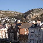 Great Orme (view from top floor room)