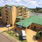 Quality Hotel Burnett Riverside