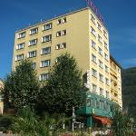 Photo de Hotel Alpes & Rhone