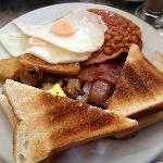 The Brave Full English Breakfast