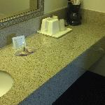 Granite Countertops & Seperate Vanity