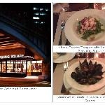  Dinner at Pershing Square Restaurant