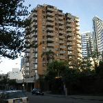 Paradise Towers Apartments Foto