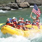 What is better then whitewater rafting on the 4th of July?!?!