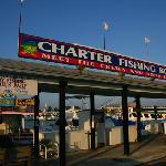 Historic Charter Boat Row