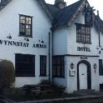 Foto de The Wynnstay Arms Hotel