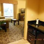 Foto de Hampton Inn Knoxville North
