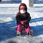 Ice Fishing - Pêche  sur glace