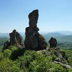  View from Belogradchik fortress