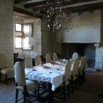  Restored dining room