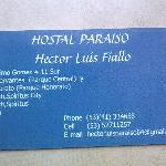 Photo of Hostal Paraiso