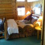 Foto van Brooks Lake Lodge and Spa