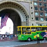 Boston Upper Deck Trolley Tours