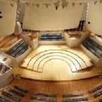 756 Seat Gehry-designed Performance Hall